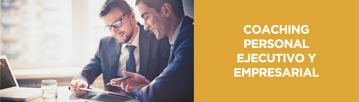 Coaching Personal Ejecutivo y Empresarial
